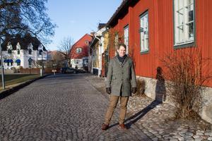 Erik Jersenius är ordförande i den jury som utser den som tilldelas Lars Gustafsson-stipendiet.