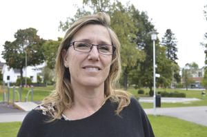 Christine Junggren, 50 år, lärare, Björsbo: –Nej, jag blir inte så påverkad av reklam och brukar mest ignorera den.