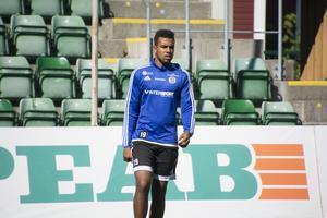 Noah Sonko Sundberg är tillbaka efter OS och hoppas på spel mot Elfsborg
