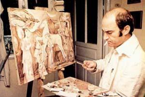 Ahmad Madoun (1941–1983).