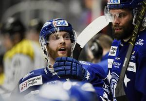 Mattias Guter tror och hoppas fortfarande att Leksand kan undvika kval.