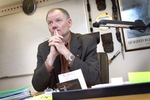 Kommunchef Bengt Friberg tycker att bilden i programmet var skev.