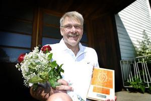 2007 fick Bengt Lif bevis på sitt engagemang inom idrotten när han tilldelades priset Årets Hanebobo.