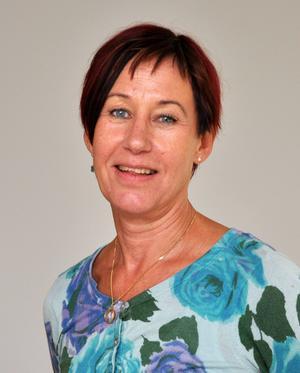Monika Näslund, presskommunikatör på Trafikverket.