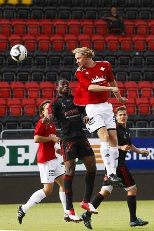 Christoffer Fryklund har blivit en viktig kugge i IFK-försvaret.