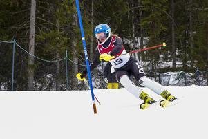 Elsa Håkansson Fermbäck slutade sexa totalt, femma i det svenska mästerskapet.