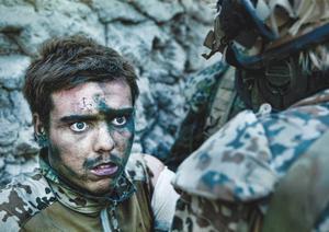 """Danska """"Armadillo"""". En film som vågar överlåta åt åskådaren att ta ställning. Har det någonsin gjorts en bättre skandinavisk dokumentär? Foto: Folkets bio"""