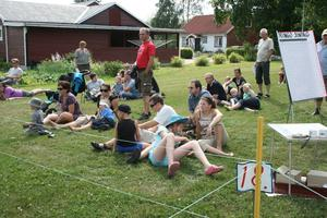 Kobingo är en riktig publiksport. Foto: Lova Jansson
