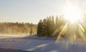 Stora Blåsjön.