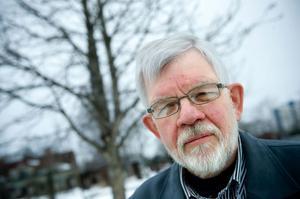 Göran Forsling från Borlänge är den nybildade vänföreningens ordförande. Han hoppas att medlemsantalet växer till ett par hundra.