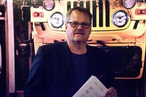 Lars Backlund omvaldes som ordförande.