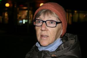 Gun-Marie Lind, Kramfors:– Nej det har jag inte, det kanske blir precis innan jul men det är inte säkert.