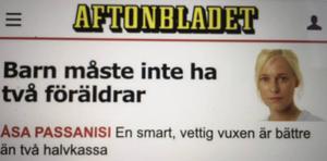 Skärmdump från aftonbladet.se