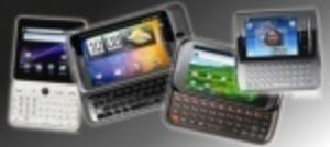 Test: 4 Androidmobiler med riktigt tangentbord