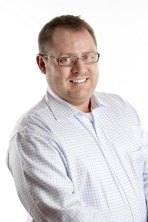 Sven-Erik Svensson är ordförande för Polisförbundet i Jämtland.