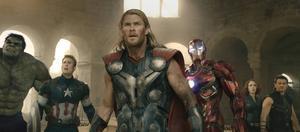 Avengers-gänget försöker ta det lite lugnt och Tony Stark får för sig att sätta igång en artificiell intelligens i