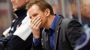 Johan Strömwall fick sparken från SSK efter en svag start på säsongen 2013/2014. Foto: Mats Andersson