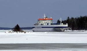 Muddringen vid Skärnäs hamn var nästan klar när entreprenören lade ner arbetet. Nu hinner dispensen gå ut utan att arbetet är klart.