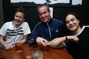 Bill & Bob. Erik, Patrik och Marcus