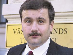 2003 var Hans-Åke Nygren redan rådman. Men han har samlat mycket erfarenhet sedan dess.