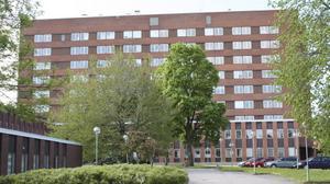 Västmanlands sjukhus Sala.