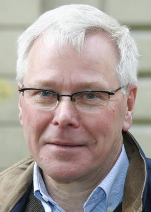 Lars Sahlén, ordförande i Jämtland/Härjedalens orienteringsförbund.