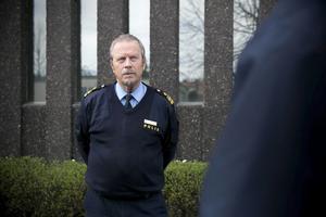 Polisens presstalesperson Stefan Dangardt säger att polisen endast publicerade de fakta som förundersökningsledaren hade bekräftat i intervjuer med flera medier. Arkivbild: Mikael Hellsten