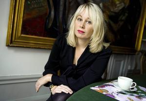 Kulturskribenten och teologie doktorn Ann Heberlein har tilldelats kulturpriset Läkerol Voice of the year.