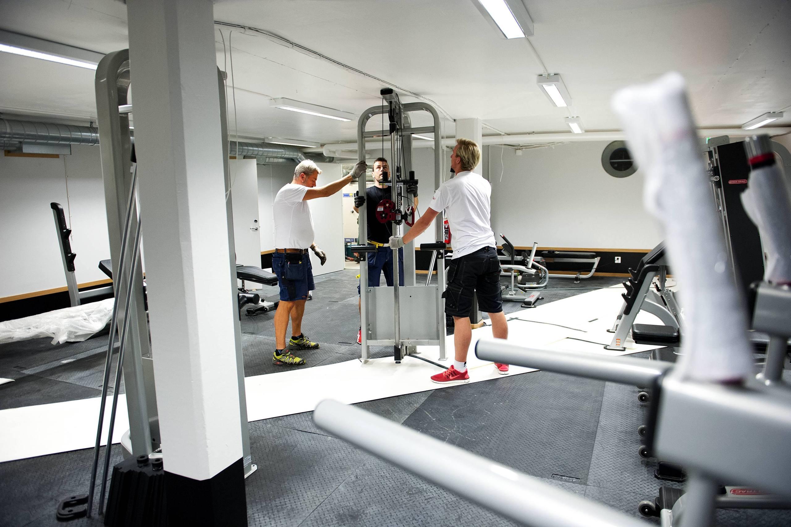 fitness 24 borlänge