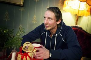 Daniel Johansson är snart klar för spel.