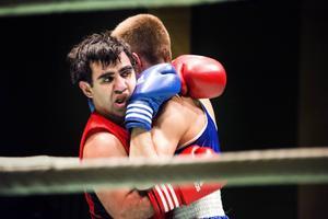 Matchen melan Erfan Kakahani och Kirill Serikov blev jämn. Till slut var det estländaren som vann med 2–1.