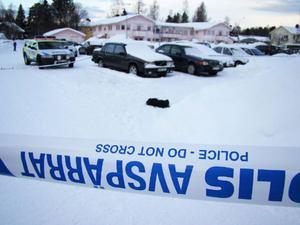 Den 22 februari blev Strömsund platsen för ett storpolitiskt attentat.