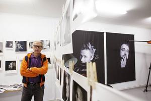 I drygt två decennier har Lennart Jonasson arbetat som artistfotograf under Storsjöyran.