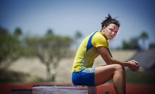 Susanna Kallur befinner sig på ett rekordlångt träningsläger i Florida.