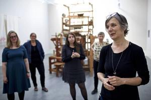 Anna Lindkvist Adolfsson, Margareta Danhard, Carina Bergholm, Anna Sjons Nilsson och Inger Bergström.