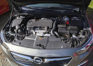 Bensinmotor på 1,5 liter utvecklar 165 hästkrafter. Bränsleförbrukningen redovisas i den nya mer trovärdiga WLTP-testcykeln.