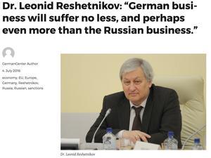 SVR-generalen Leonid Resjhetnikov var vid det här tillfället chef för RISS. Men han fick sparken senare samma år. En misstänkt orsak är den misslyckade kampanjen att stoppa Montenegros Nato-medlemskap där bland annat ett mordförsök mot premiärministern avslöjades.
