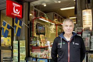 Kjell Undén, ordförande Svensk Handel i Sundsvall.