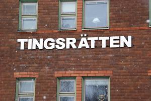 Östersunds tingsrätt där Göran Ingebrand haft sin arbetsplats sedan 1993 och varit dess chef sedan 2007.