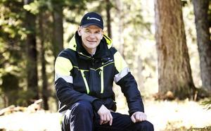 Skogssstyrelsens generaldirektör Herman Sundqvist.