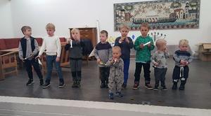 Vid avslutningen av årets Terrängserie i Dala-Järna och Nås, visade det sig att herrar under sex år var en av de större klasserna.