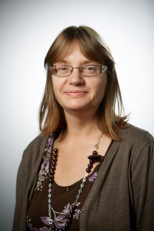 Ulrika Sundgren, projektledare på Trafikverket.