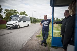 Ingen buss kommer att gå till Fagersta, i stället hänvisas skolbarn till tåget, vilket innebär flera byten mellan tåg och buss.