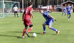 Daniel Ölander spelade fem säsonger (2010-14) i Rengsjö SK.