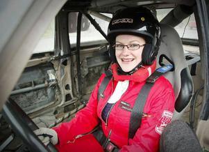 Melanie Kling, Tyskland ingår i en grupp på tolv personer från Schwarzwald i Tyskland, som sedan den 2 augusti är med i ett EU-projekt om entreprenörskap och motorsport som är förlagt till Östersunds motorstadion.