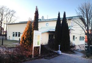 Sveasalongen. Den nya Sveasalongen stod klar för invigning 1991.