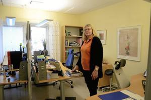 Letar lösningar. - Situationen gällande läkarrekryteringar är väldigt mörk just nu, säger Susanne Wieland.