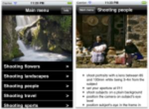Fotoguide till Android och IOS