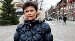 Berit Stenström, budget- och skuldrådgivare på Fagersta kommun.
