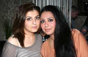 Tabazco. Darya och Daniella